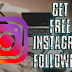 Get Free Followers for Instagram