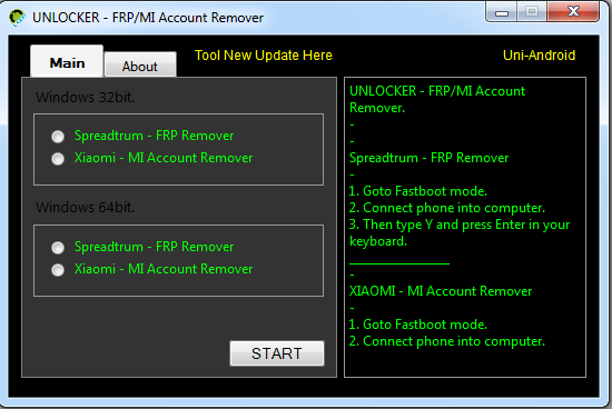 MI ACCOUNT UNLOCK TOOL-FRP MI ACCOUNT REMOVER FREE - Thegsmsolution