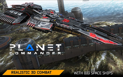 Planet Commander v1.4 (MOD Free Purchase)