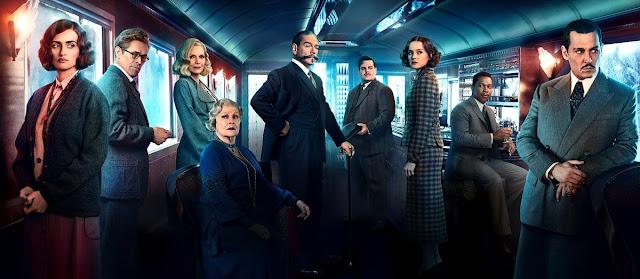 Morderstwo w Orient Expressie 2017 opinie