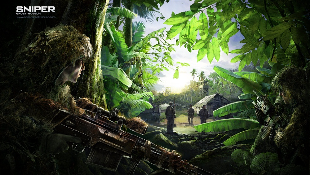 Sniper Ghost Warrior Download Poster