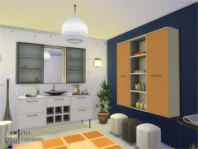 Kohler Bathroom Set by ArtVitalex