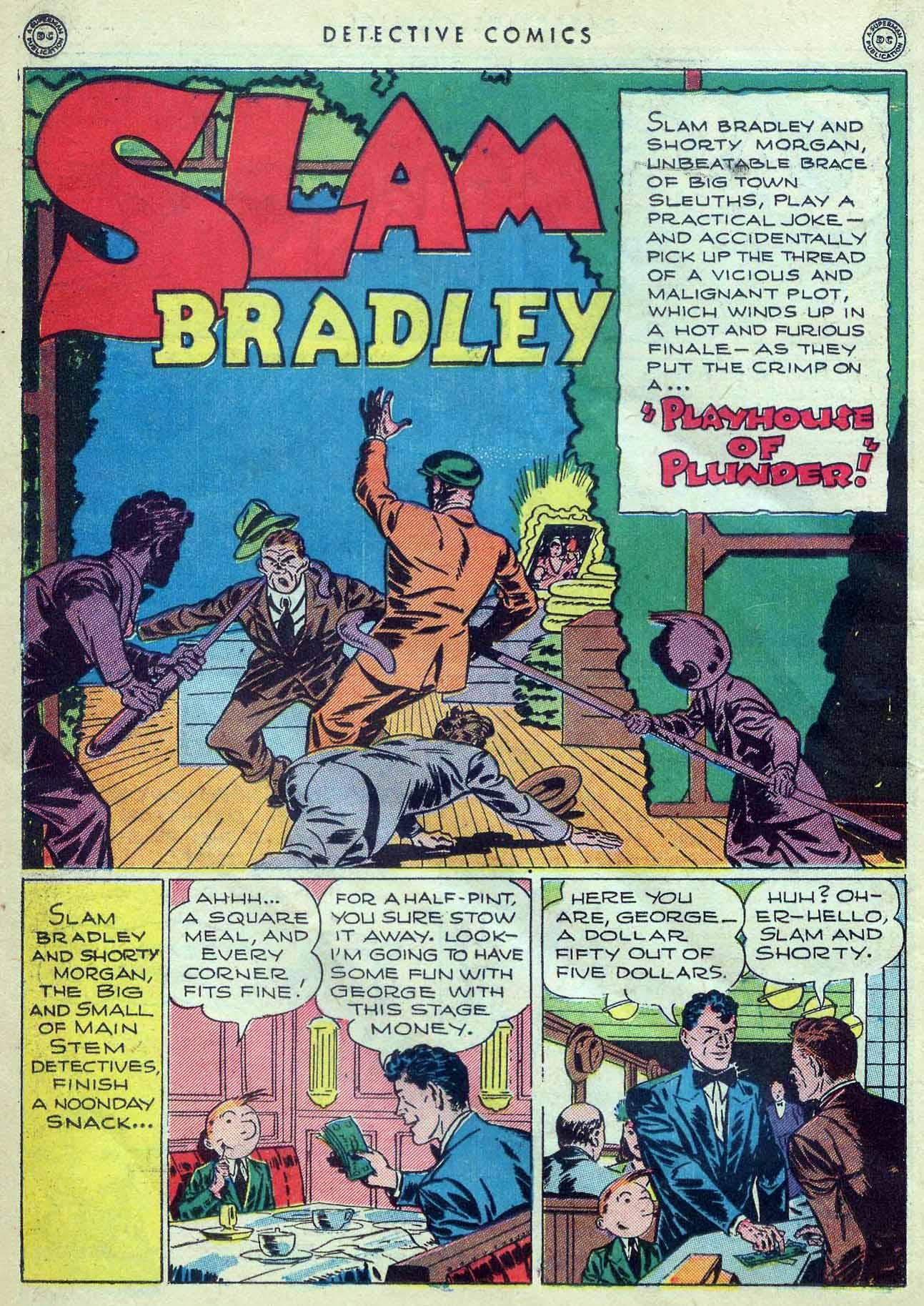 Detective Comics (1937) 107 Page 31