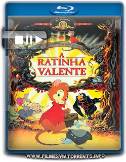 A Ratinha Valente Torrent - BluRay Rip 720p Dublado
