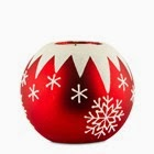 http://www.dusk.com.au/candle-holders/bauble-tealight-holder-red-and-white-snowflake