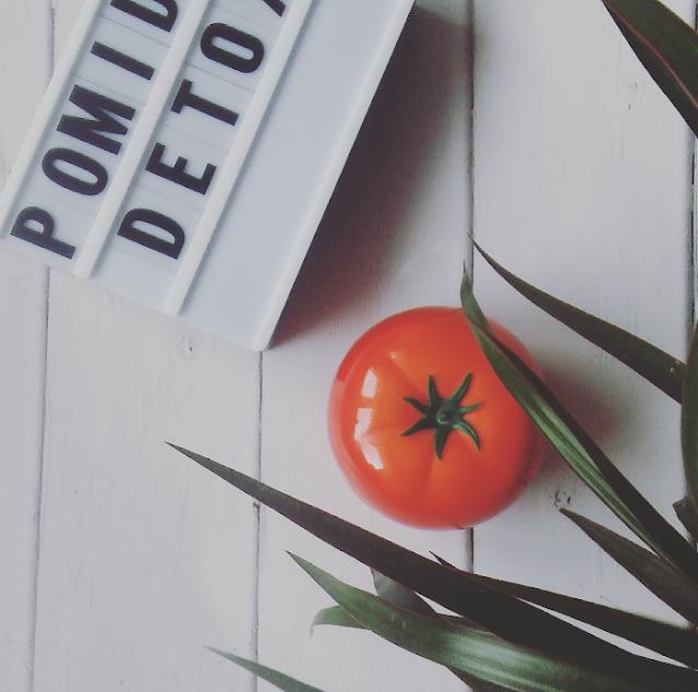 Tony Moly, Tomatox, maska rozjaśniająca