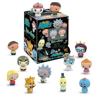 Pint Size Heroes: Rick and Morty