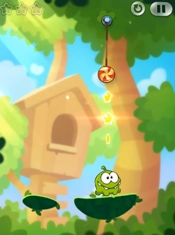 Download Cut the Rope 2 Mod Apk Terbaru v1.8.1 Unlimited Money