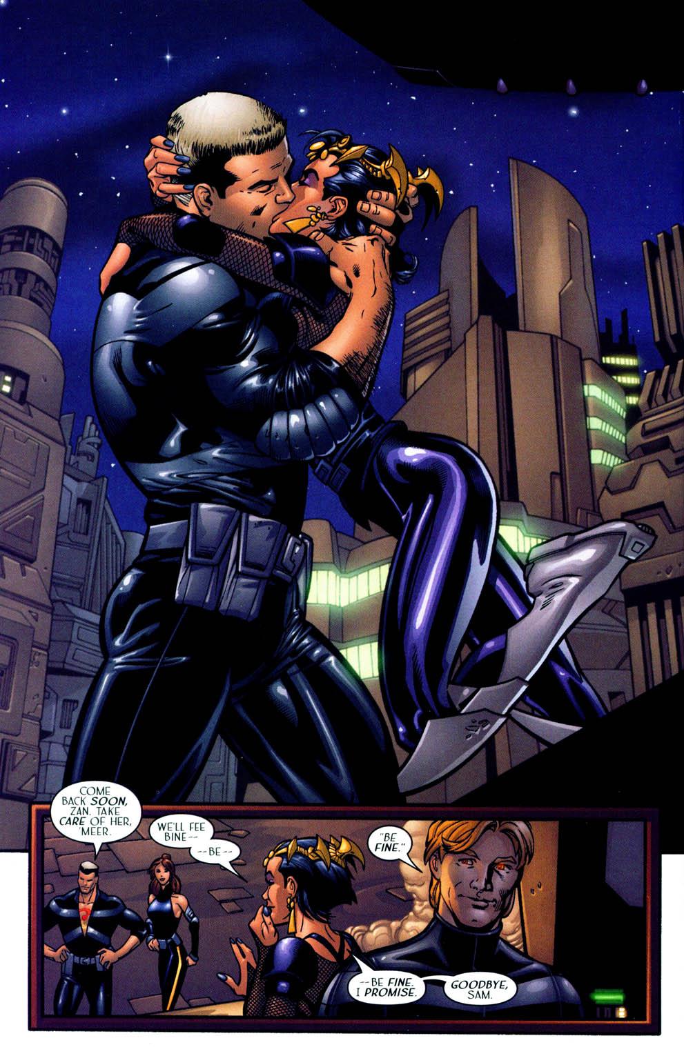 Read online Sigil (2000) comic -  Issue #12 - 24