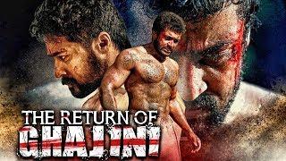 The Return of Ghajini (Aaru) 2019 Hindi Dubbed 720p WEBRip x264 1.4GB Free Download