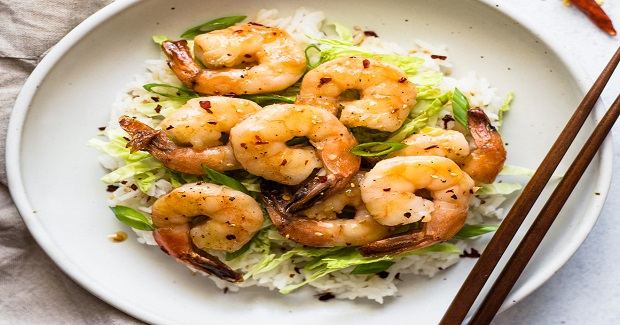 Honey Chili Garlic Shrimp Recipe