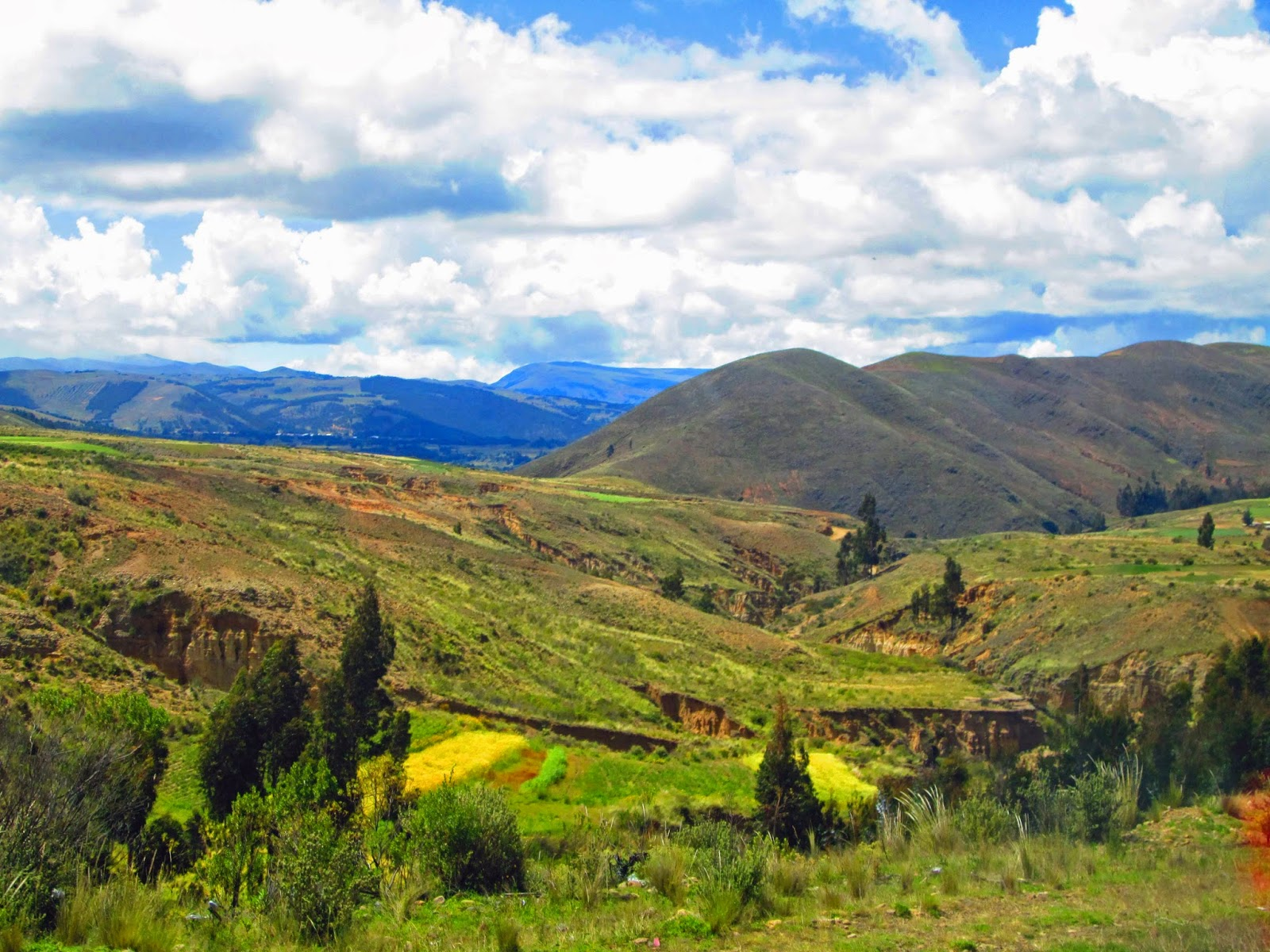 Adventures Here and There: Out into the Bolivian Countryside