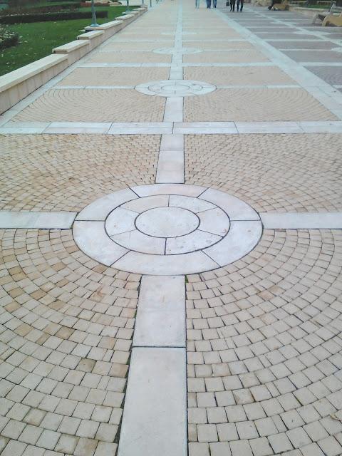 walkway, yambol, yambol, yambol centre, yambol city centre