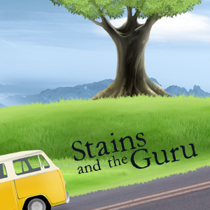 Stains and the Guru - Juegos de Escape