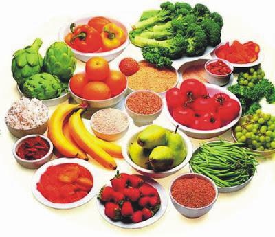 Makanan Berserat Tinggi
