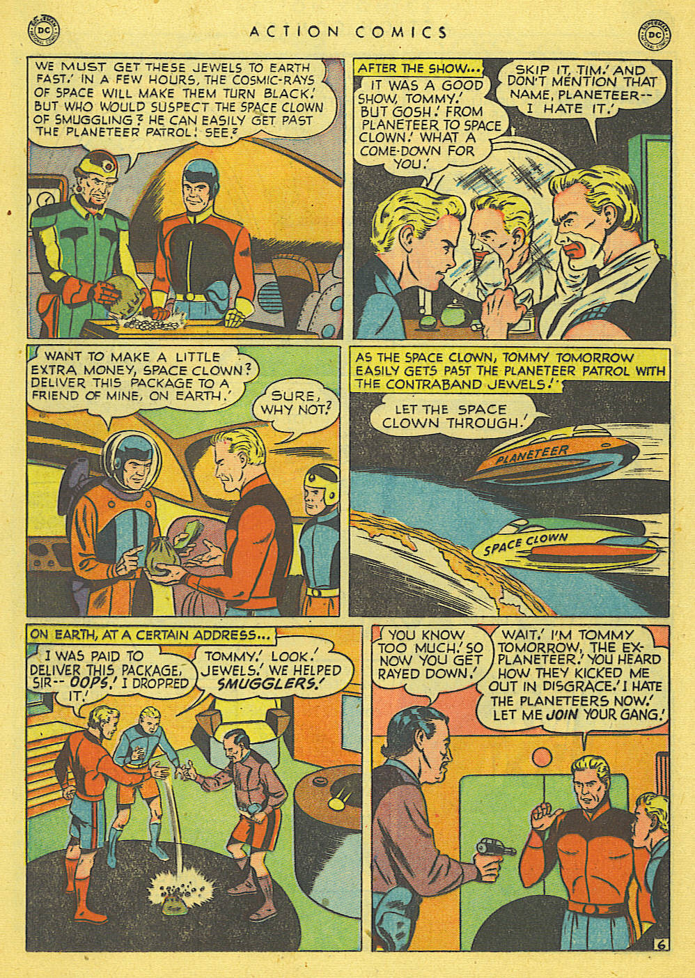 Read online Action Comics (1938) comic -  Issue #140 - 22