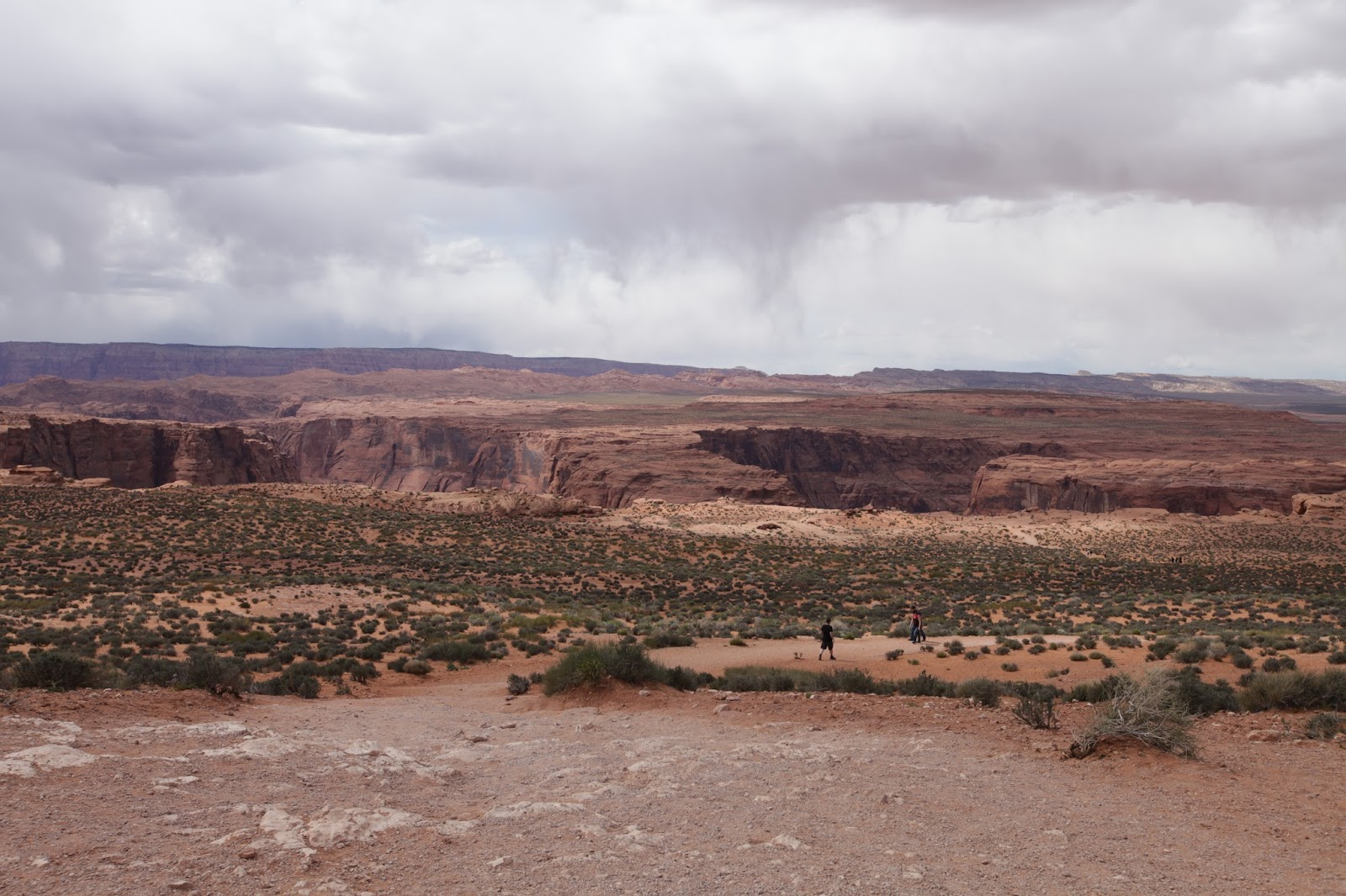 每天都是大晴天的外野小方: 0405-1 上羚羊峽谷+馬蹄灣
