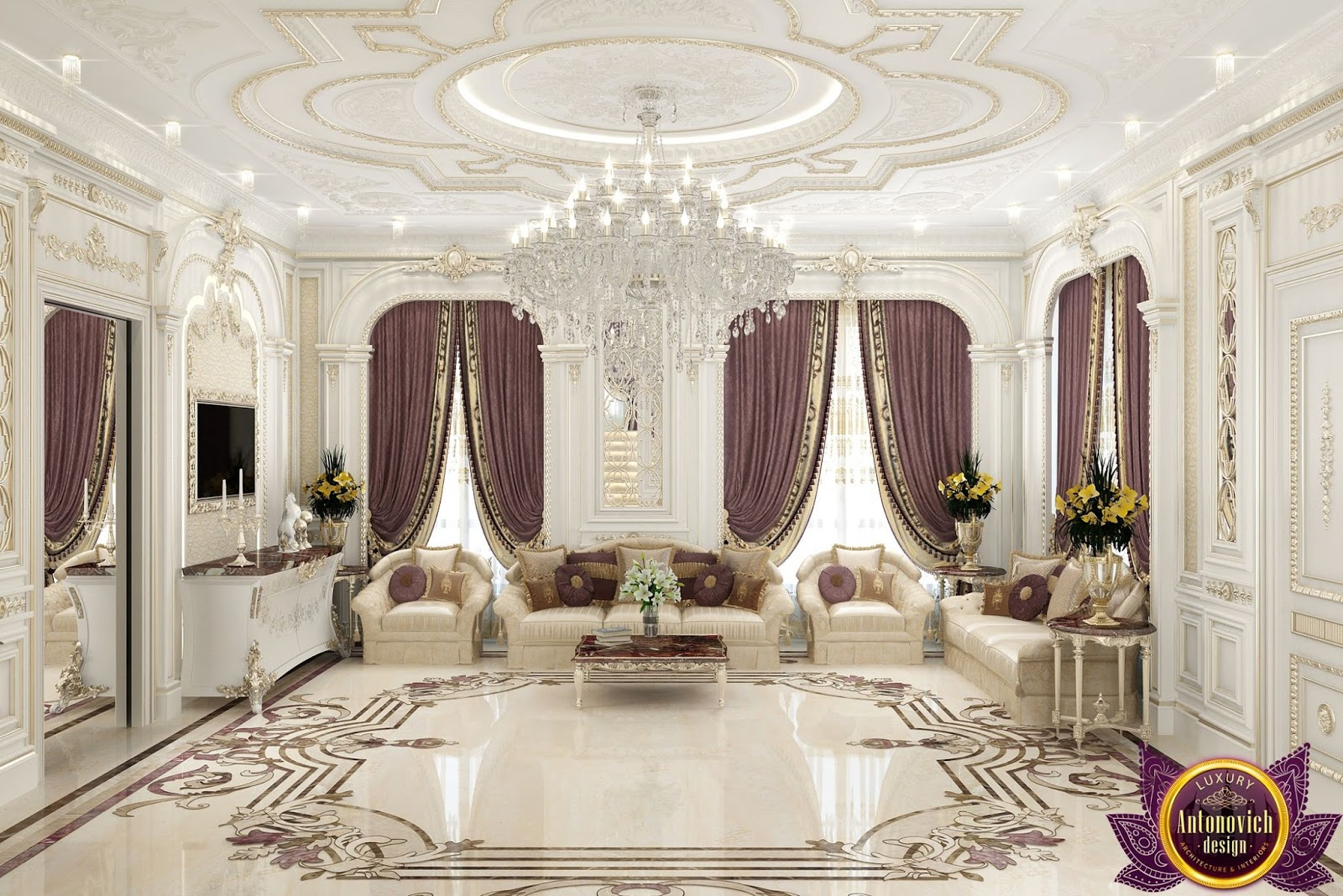 Most Beautiful House Interiors, Katrina Antonovich