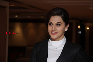 Actress Taapsee Pannu Stills at International Women's We Care  0005.JPG
