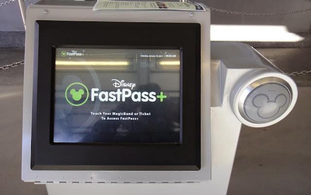 Como usar FastPass+ en los parques de Disney