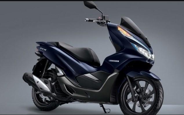 Perbedaan Honda PCX Biasa dan PCX Hybrid