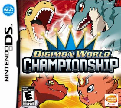 ROMs - Digimon World Championship (Português) - NDS Download