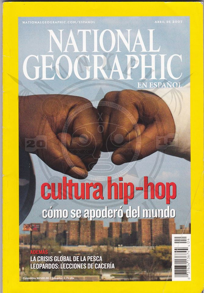 Hip-Hop, la voz de una generación (Lea el articulo aqui)