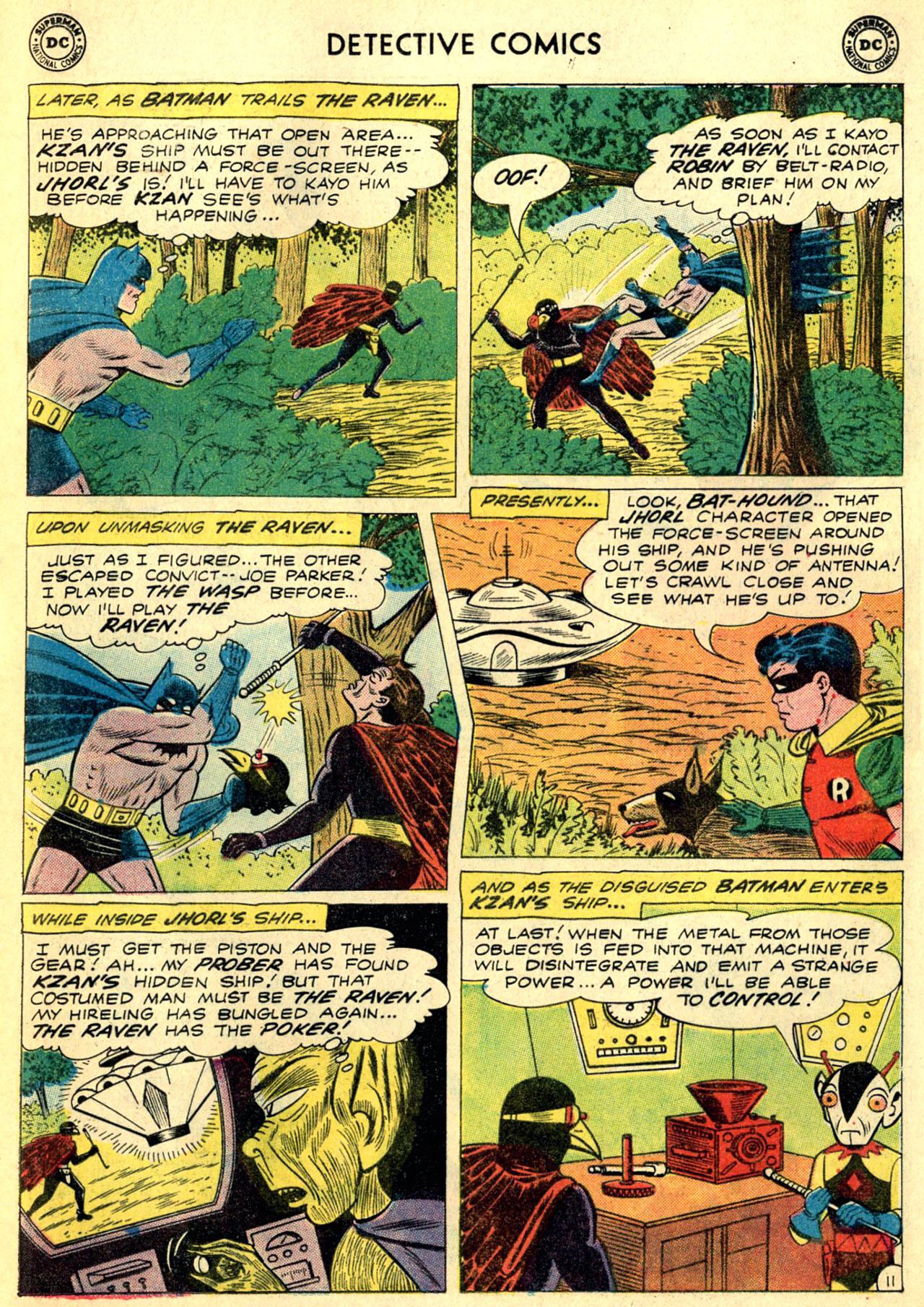 Detective Comics (1937) 287 Page 12