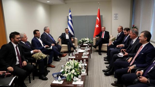 Η αδιαλλαξία του Ερντογάν προβληματίζει την Αθήνα