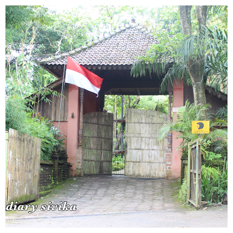 Belajar Budaya dan Alam Indonesia di Kaliandra (Prigen - Pasuruan)