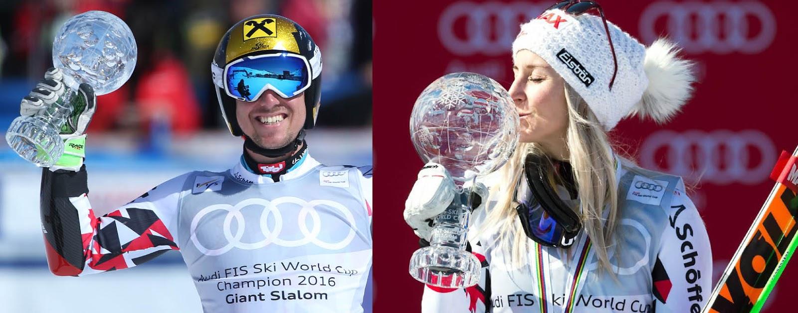 Brem, Hirscher St Moritz 2016 globus