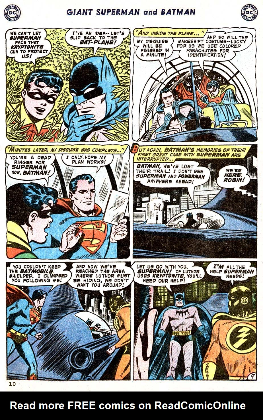 Read online World's Finest Comics comic -  Issue #179 - 12