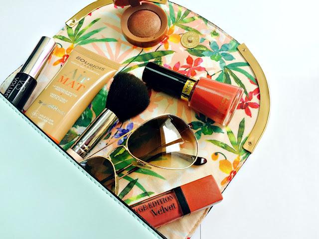 Summer Colour Crush: Revlon Nail Enamel in 161 Teak Rose