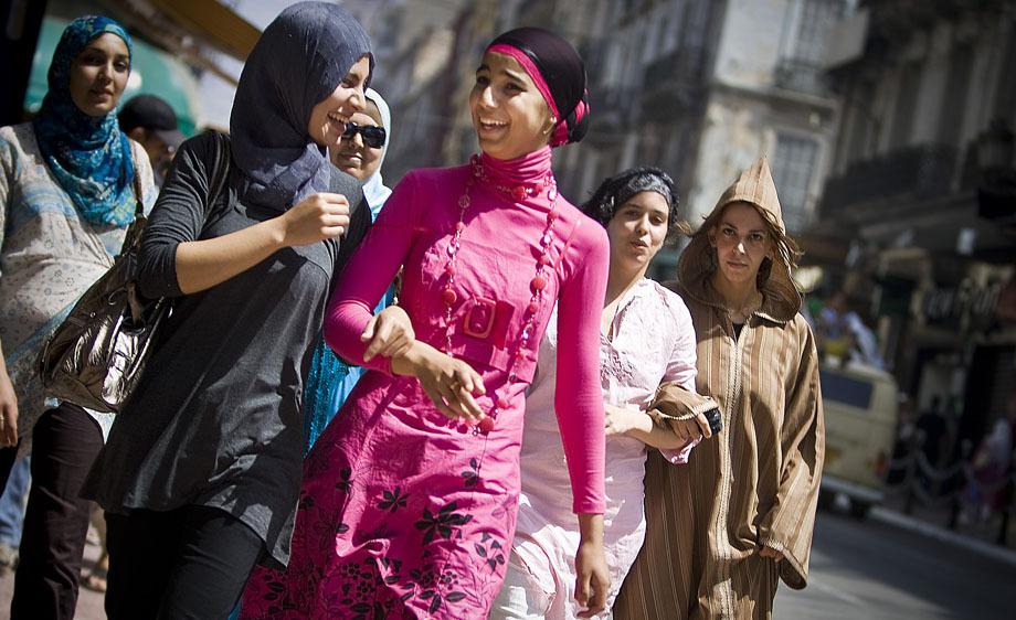 Beautiful Tunisian People