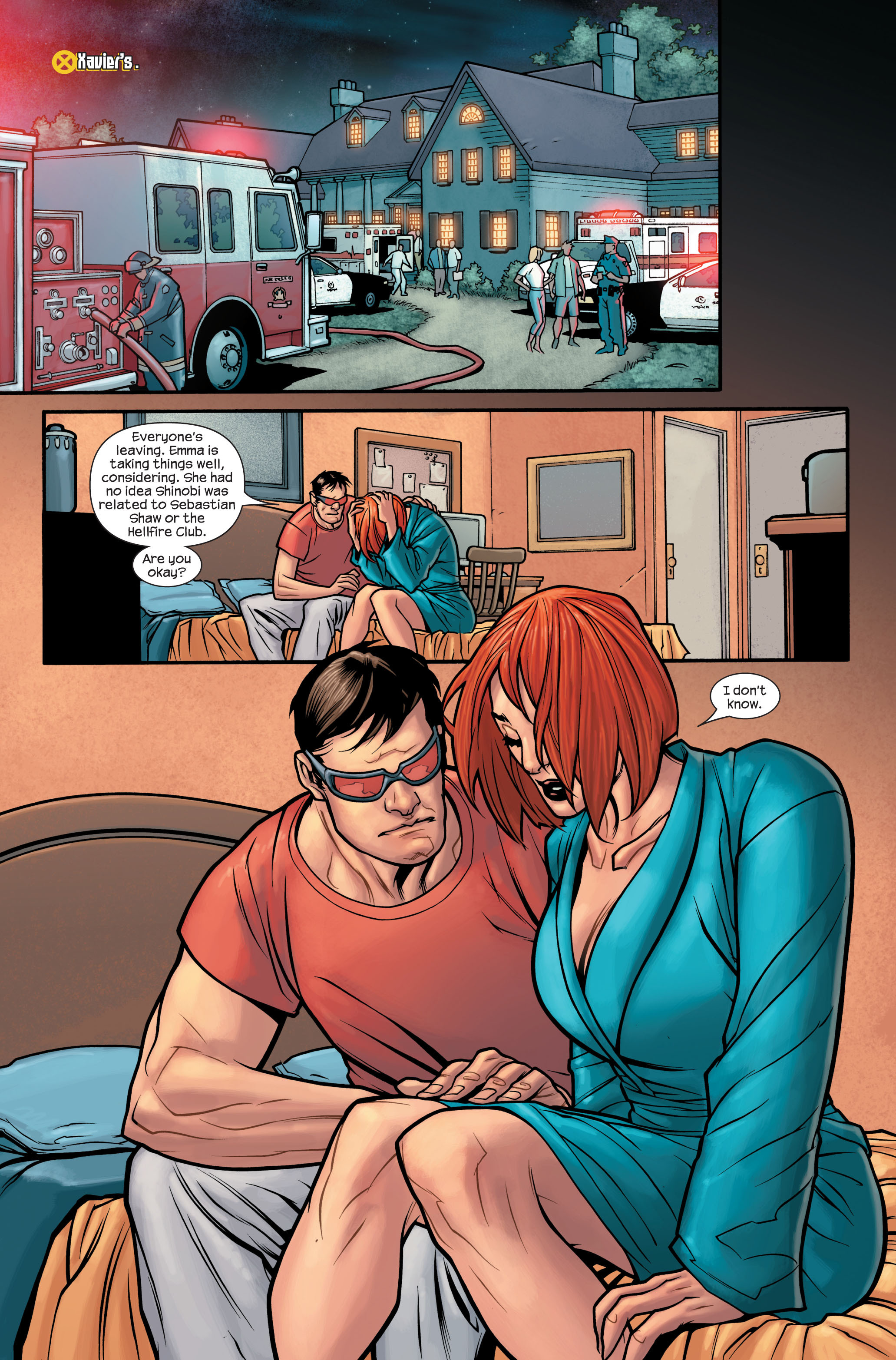 Read online Ultimate X-Men comic -  Issue #88 - 18
