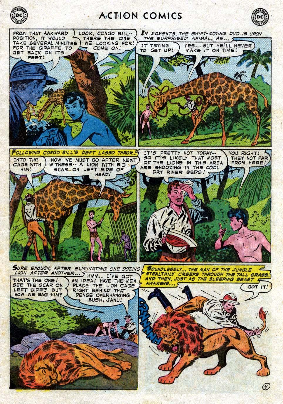 Action Comics (1938) 236 Page 20