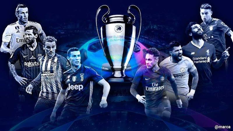Lịch thi đấu vòng 1 Champions League 2018/19: Đại chiến ngày mở màn