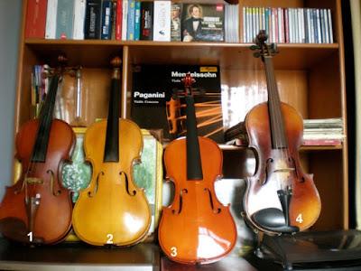 Địa chỉ bán đàn Violin uy tín trên thị trường