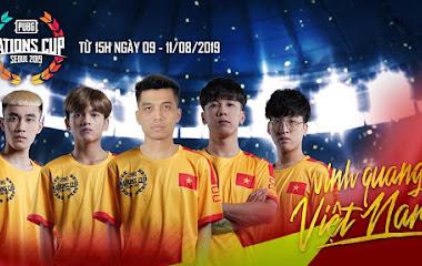 [PUBG] Từ những giải đấu không phép cho đến hành trình đáng nhớ của tuyển Việt Nam tại PUBG Nations Cup