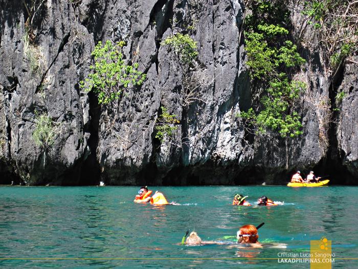 El Nido Island Hopping Tour A C Small Lagoon