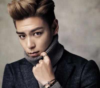 T.O.P – BIGBANG's Artis Korea paling tampan