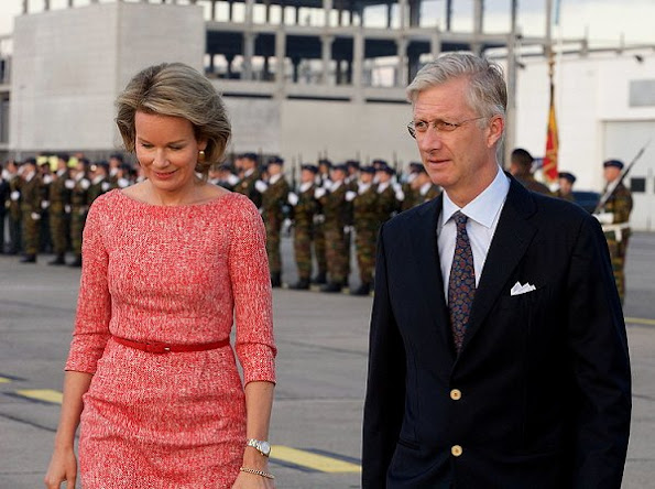 Their Majesties the King and Queen will make a State Call on Their Majesties the Emperor and Empress of Japan