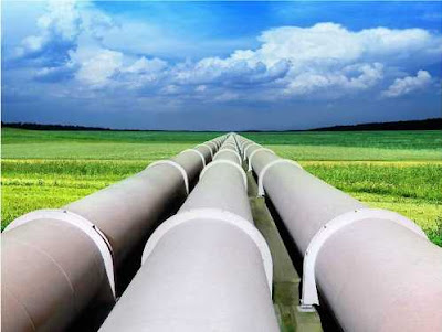 New Gas Pipeline Projects