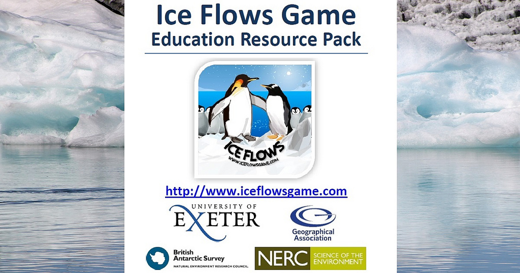 IceFlowsGame Resources