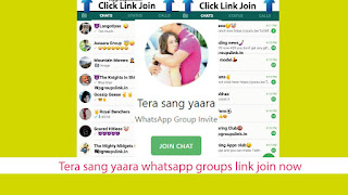 Tera sang yaara whatsapp groups link