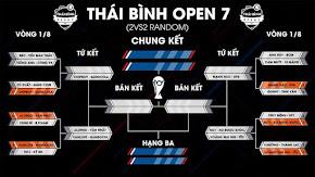 [AoE] AoE Thái Bình Open 7 ngày cuối: Cập nhật kết quả nội dung 2v2 Random và lịch thi đấu