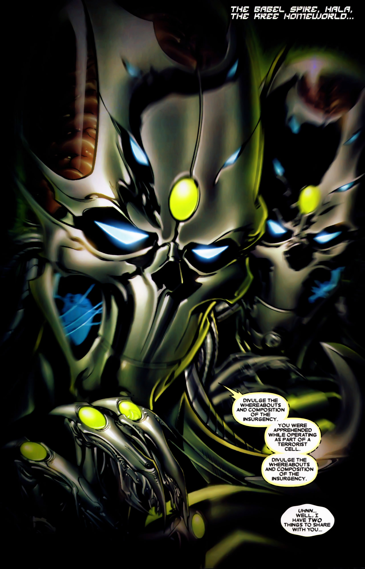 Read online Annihilation: Conquest comic -  Issue #2 - 3