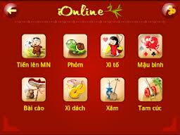 Game iOnline mobile