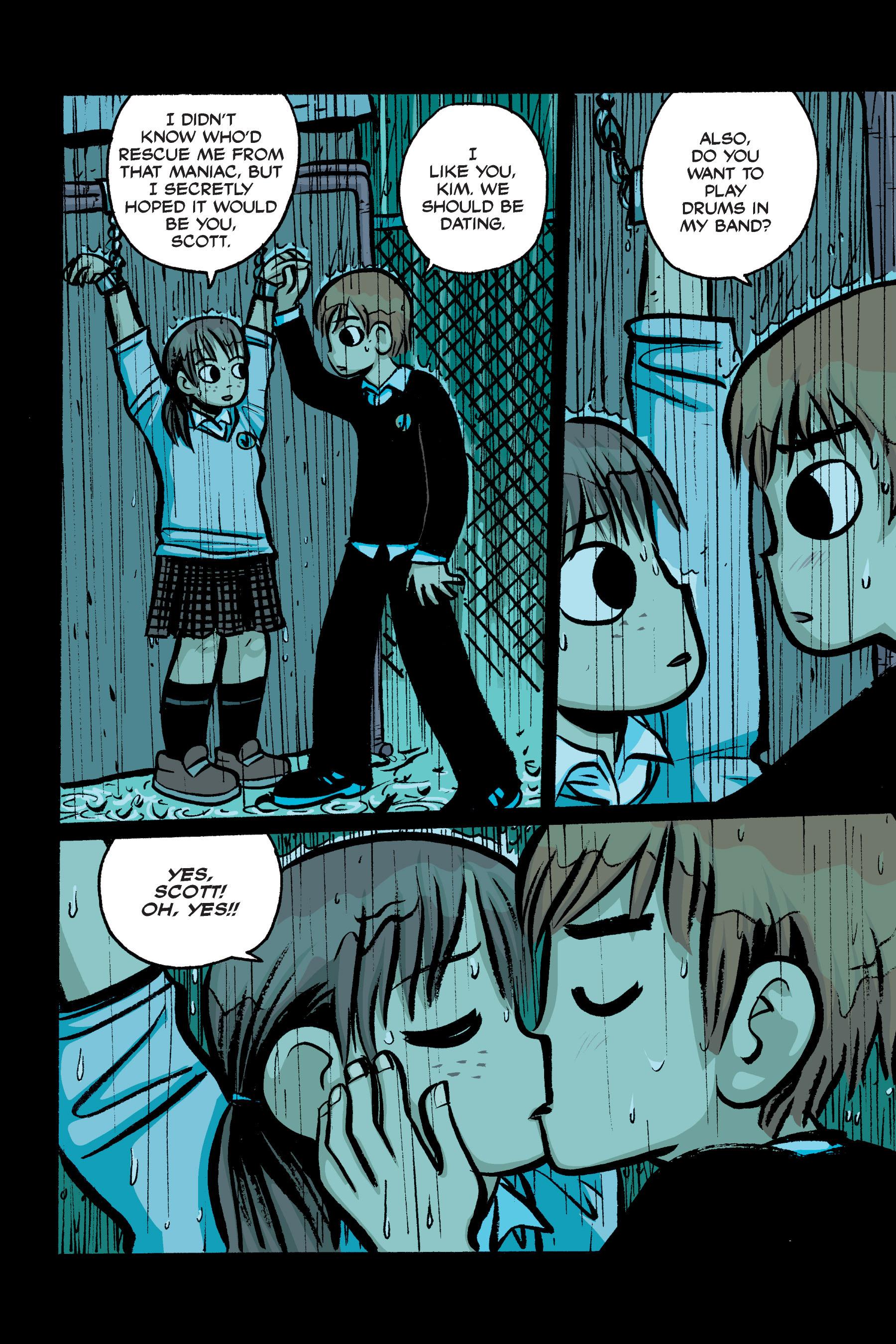 Read online Scott Pilgrim comic -  Issue #2 - 28
