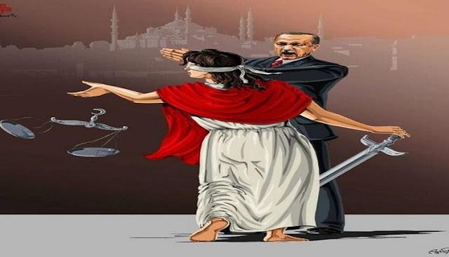 Αυτή είναι η «ανεξάρτητη τουρκική δικαιοσύνη»- 141 χρόνια φυλακή για συμμετοχή σε διαδήλωση!